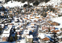 Morgins in Winter